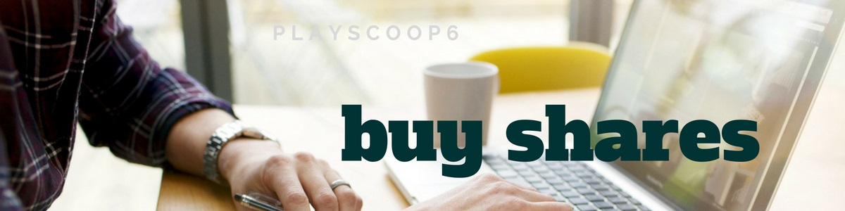 To Win- Buy Your PlayScoop6 Shares Today